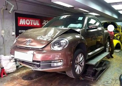FAC Volkswagen The Beetle 1.4TSI 全車零件拆售 $100 up 甲蟲 (not Golf Scirocco Tiguan)