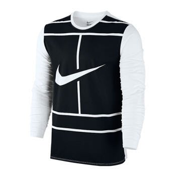 Nike tennis court 網球 長袖 t-shirt 耐克選手 休閒褲