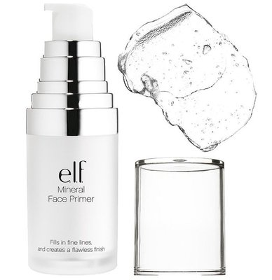 【愛來客】美國ELF Mineral Infused Face Primer clear礦物妝前面部底霜 新祕/彩妝師