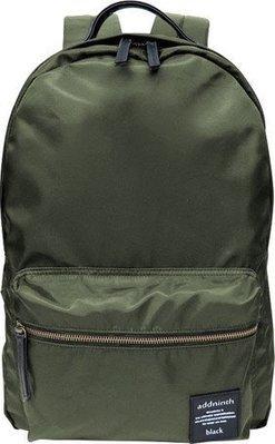 【Mr.Japan】日本設計品牌 AFFECTION 尼龍 防水 多色 經典 素色 後背包 綠 男 女 特價 預購款