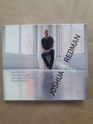 (標即結)Nonesuch發行-Joshua Redman-Compass(歐洲版)