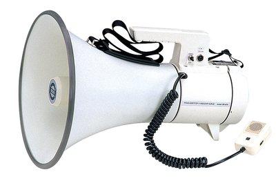 精格 大功率喊話器【ER-67】-桃園承巨音響