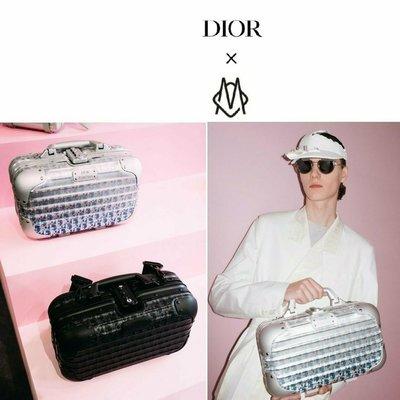 DIOR × RIMOWA 聯名限量款 /  36×21×16 cm /小行李箱 手提包 肩背包 斜背包 中性款|100%全新正品|代購