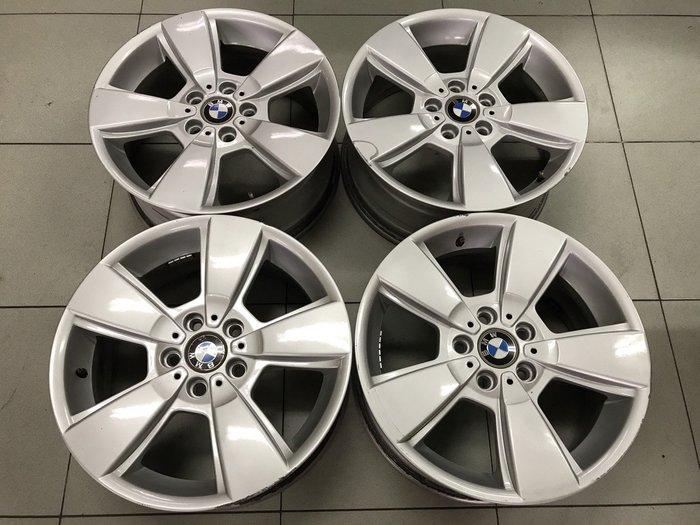 鋁圈含胎 正廠 寶馬 BMW E87 BBS代工 18吋鋁圈 5孔120  E46 F20 135I