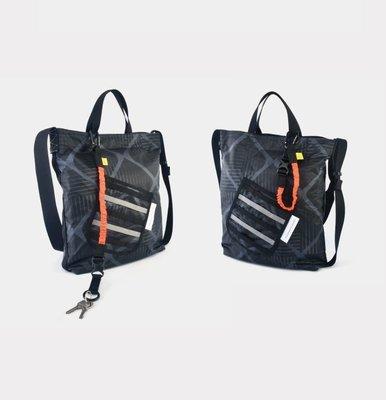 專櫃貨  日本 PORTER    LIAS  鑰匙圈 包包裝飾  橘色