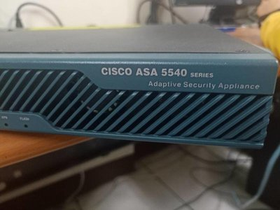 Cisco ASA5540 series Firewall