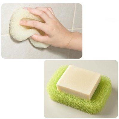 【雷恩的美國小舖】UdiLife 生活大師速乾皂棉 速乾棉 海綿 肥皂盒 吸水皂盒 2枚入(顏色隨機出貨)