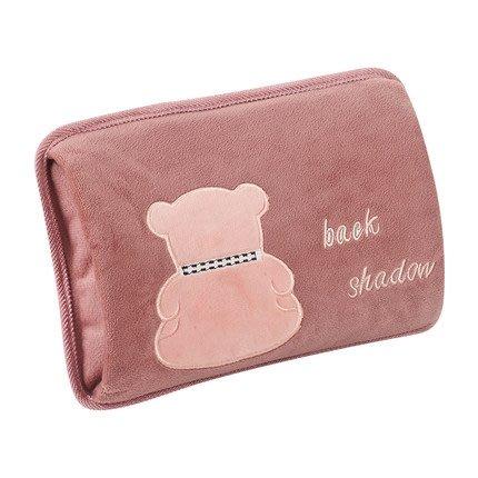 熱水袋充電防爆暖手寶女 保冷袋煖寶寶毛絨萌萌可愛韓版電暖寶暖水袋