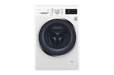 【晨光電器】LG樂金【 WD-S90TCW】  蒸氣滾筒洗衣機9Kg  另有WD-S12GV.BDSG110CJ