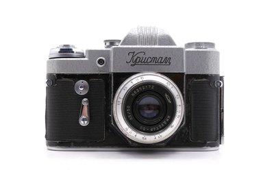 【台中青蘋果競標】KPUC MARR KRYSTALL 底片相機 標多少賣多少 收藏品/料機出售 #21388