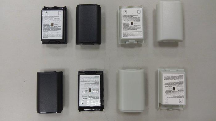 XBOX 360 全新 無線手把電池蓋 電池盒
