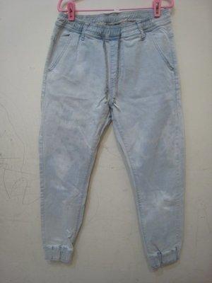 Forming 牛仔褲/L 韓國製