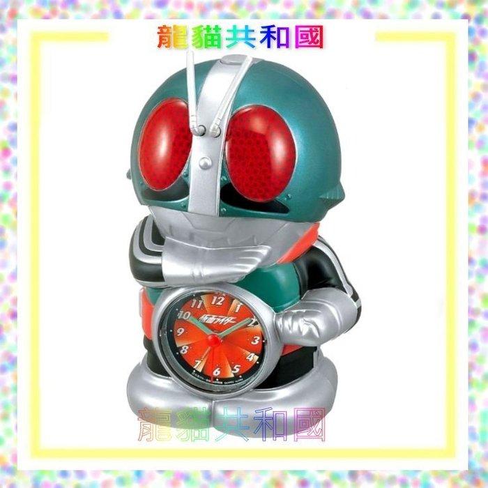 ◎【會說話鬧鐘◎《SEIKO日本限定鹹蛋超人變身節奏音效鬧鐘》時鐘 桌鐘《日本正版》生日情人聖誕節禮物【預購】