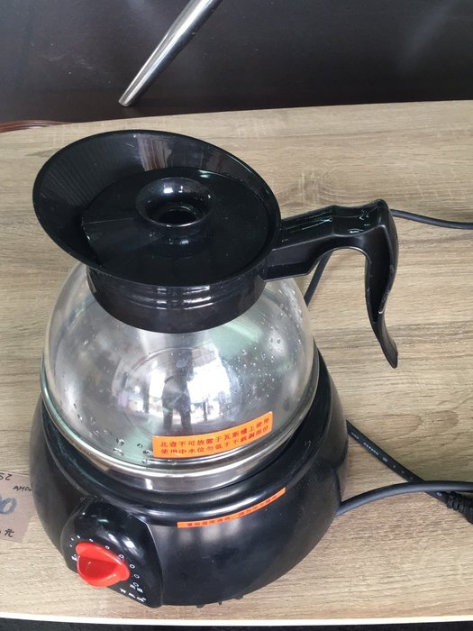 二手家具全省估價(大台北冠均 泰山店)二手貨中心-- 寶島多功能快煮泡茶機 Tea pot 電開水爐 Y-081892