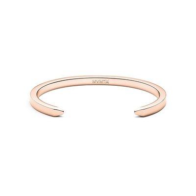 美國 MVMT 簡約時尚高質感 MINIMAL CUFF 素面不鏽(銹)鋼 手環 LOGO刻字 DWCluseCK