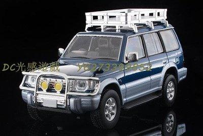 DC光感遊戲 現貨 日版 TOMY TLV LV-N206a Mitsubishi Pajero Mid-roof Wid