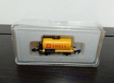 (全新未拆封)MARKLIN8613殼牌油槽車(A177)