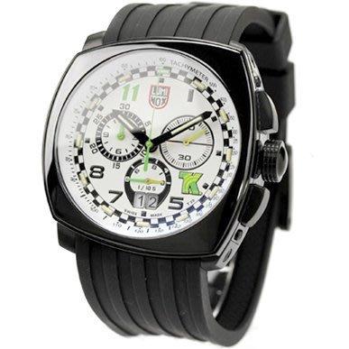 Luminox 雷明時 手錶 FIELD SPORTS TONY KANAAN 專屬限定 賽車 計時碼表 當兵 軍錶 禮物 1147