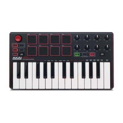 [淘樂 送編曲教學] Akai – MPK Mini mk2 MIDI Keyboard (主控鍵盤  midi鍵盤 )