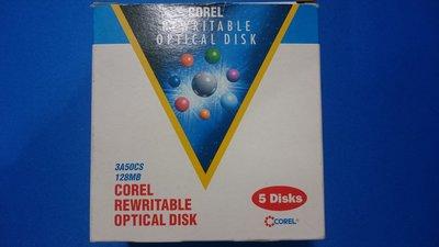 [全新庫存品][COREL][高容量特殊軟碟][磁碟片&磁片&軟碟片][128MB]可議價