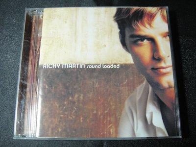 【198樂坊】Ricky Martin - Sound Loaded(She Bangs.台版)BS