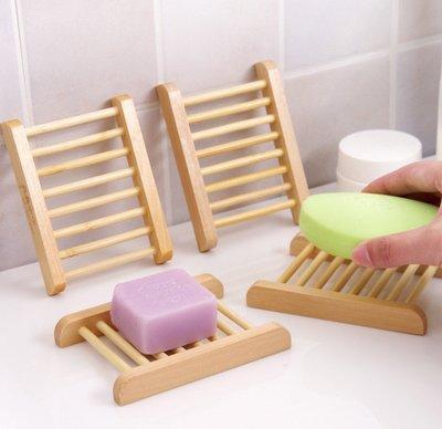 天然防蛀木質香皂盒19元