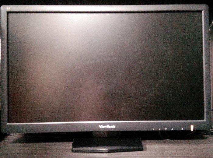VIEWSONIC 優派 三隻鳥  VX2703mh-LED寬螢幕