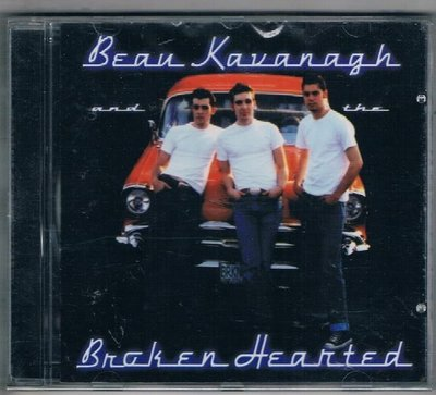 [鑫隆音樂]西洋CD-BEAU KAVANAGH and the BROKEN HEARTED {JUST179-2}全新