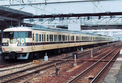 [玩具共和國] TOMIX 98745 国鉄 117-100系近郊電車(新快速)セット(6両)