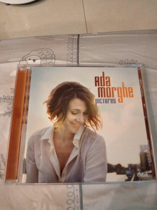流行爵士新女聲-Ada Morghe 艾達墨赫 - Pictures 美麗圖像  專輯cd  只拆封  含側標