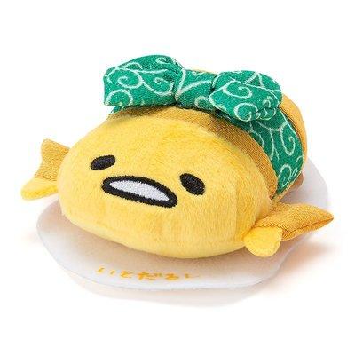 尼德斯Nydus~* 日本正版 三麗鷗 Sanrio 脫力系 療癒系 蛋黃哥 螢幕擦拭布 娃娃 玩偶 公仔 日式和風