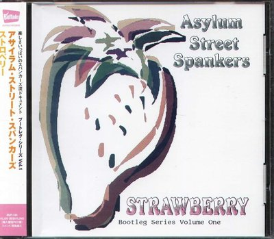 K - Asylum Street Spankers - Strawberry: Bootleg 1 日版 - NEW