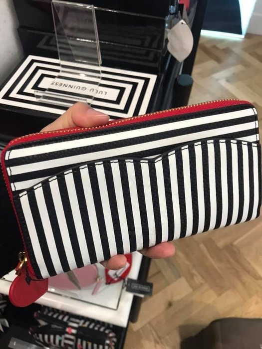 Lulu Guinness outlet長夾