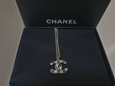 CHANEL 雙C項鍊 全新品