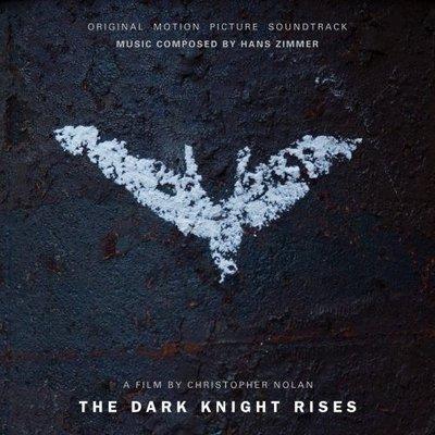 全新CD~蝙蝠俠 黑暗騎士:黎明昇起 電影原聲帶Batman The Dark Knight Rises Hans Zimmer
