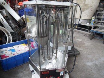543二手貨-旋轉電烤爐  適用各種食物燒烤