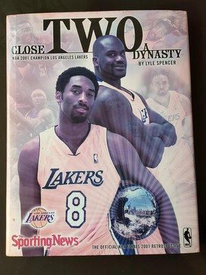 《金塊》NBA湖人冠軍特刊 Kobe Bryant 傳奇黑曼巴 湖人隊 小飛俠 Black Mamba 收藏 柯比