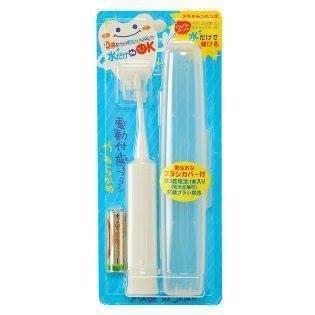 阿卡將電動牙刷 0~2歳適用     現貨供應