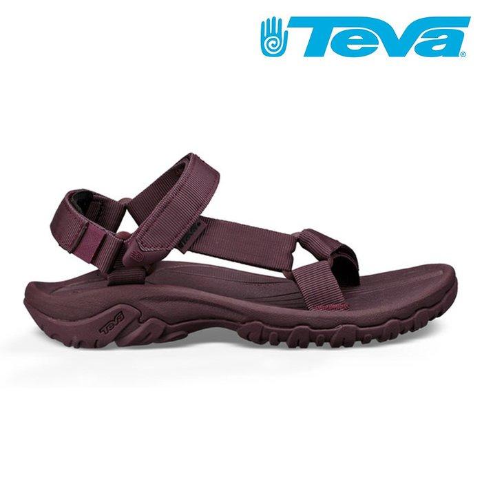 《BEST SPORTS倍斯特體育》TEVA Hurricane XLT 女 休閒涼鞋 紫紅 TV4176SLF