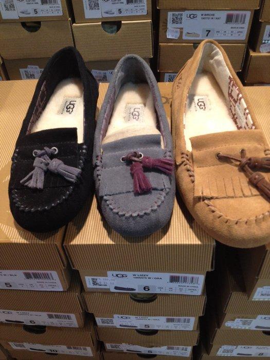 UGG Outlet 代購 娃娃鞋 平底鞋 毛靴 正品