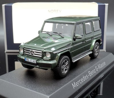 【M.A.S.H】[現貨特價] Norev 1/43 Mercedes G-Class 2016 W463 green