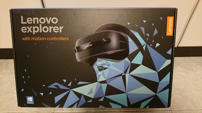 Lenovo Explorer MR VR 全新未開封