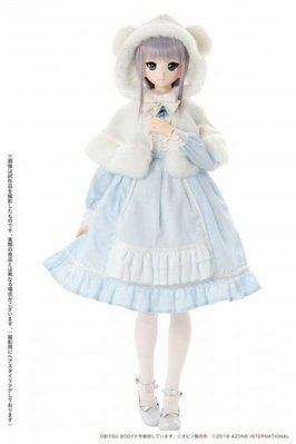 Azone 1/3 人偶 Iris Collect 卡諾 Kano Lovely snows (83016) 50cm