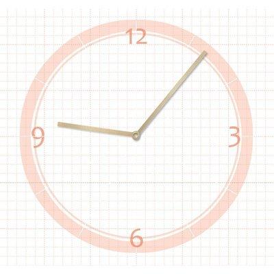 【鐘點站】 J120085G  SKP壓針機芯 / 分針12公分 時針8.5公分 / DIY 時鐘 掛鐘 鐘針