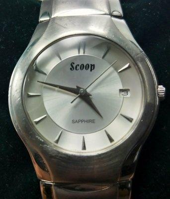 OQ精品腕錶    石英男錶水晶鏡面不含龍頭35MM