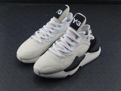 "Adidas Y-3 Kaiwa Chunky Sneakers 復古百搭老爹鞋""灰白黑""慢跑鞋"