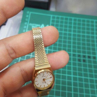 缺龍頭 自行研究 很新 錶帶就值得了 直接賣 黑白賣 非 機械錶 港勞 EAT ROLEX SEIKO TELUX MK IWC CK A08