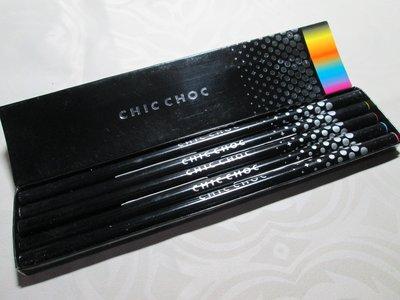 CHIC CHOC奇可俏可 五彩色鉛筆