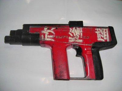 【順鴻】HILTI 喜利得 喜得釘 單發火藥擊釘器 火藥擊釘槍 火藥槍工具 DX450 火藥槍~原廠高品質