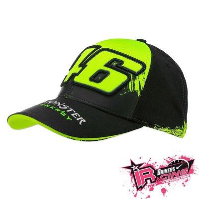 ♚賽車手的試衣間♚ VR46 Rossi 46 MONZA REPLICA CAP 網帽 賽車帽